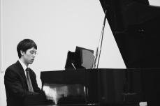 Band buddy pianist extraordinaire: Devin Kwok.