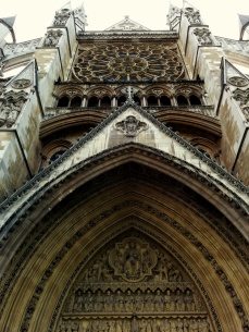 Seriously. Cathedrals of ages past are so awe-inspiring.
