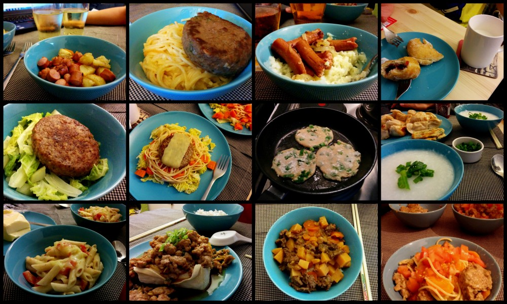 9 - Dinners in September