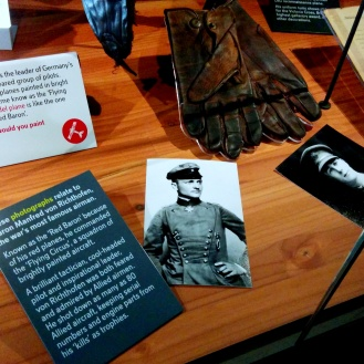 More on the Red Baron.