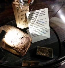 War rations for German civilians.