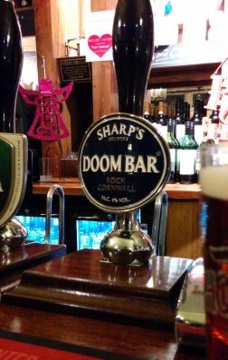 Doom Bar at the White Horse