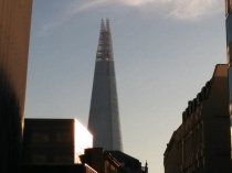 The Shard from afar