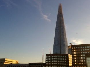 Here's the Shard from another angle.