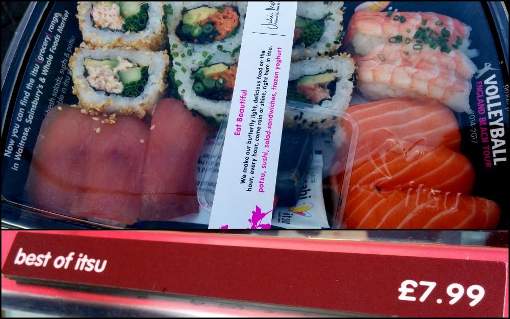 best of itsu london sushi