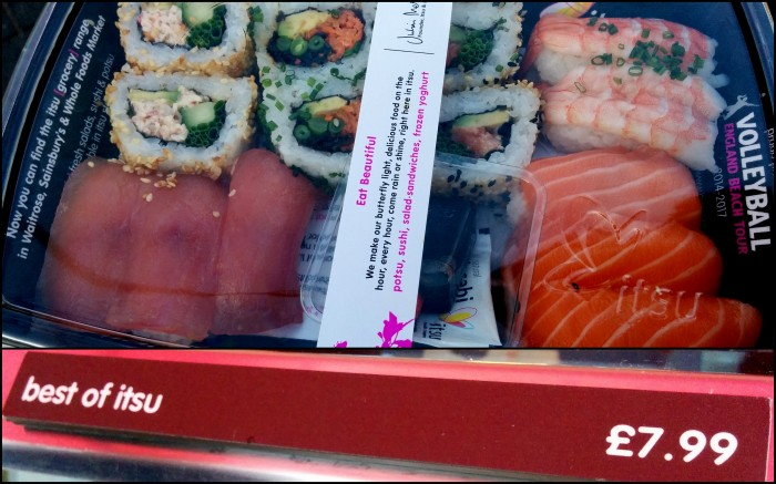 best of itsu london sushi