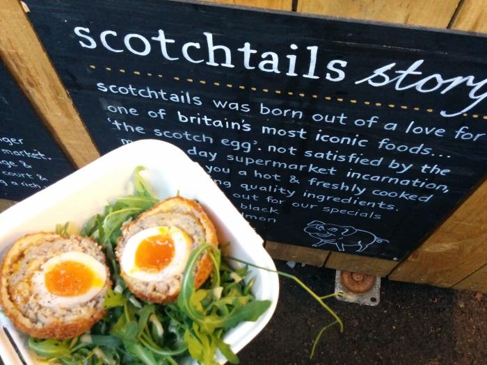 scotch eggs borough market scotchtails
