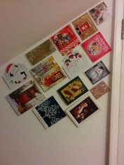 Cards from students ^^.