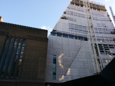 new wing of tate modern