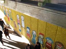 street art south bank