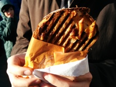 Baby Got Mac - Grill My Cheese at South Bank Christmas Market