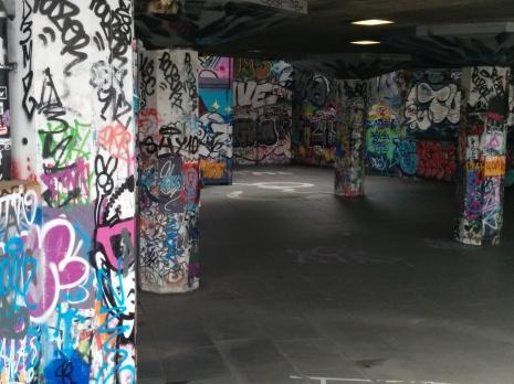 Skate park Southbank