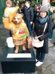 Paddington Bear at Borough Market