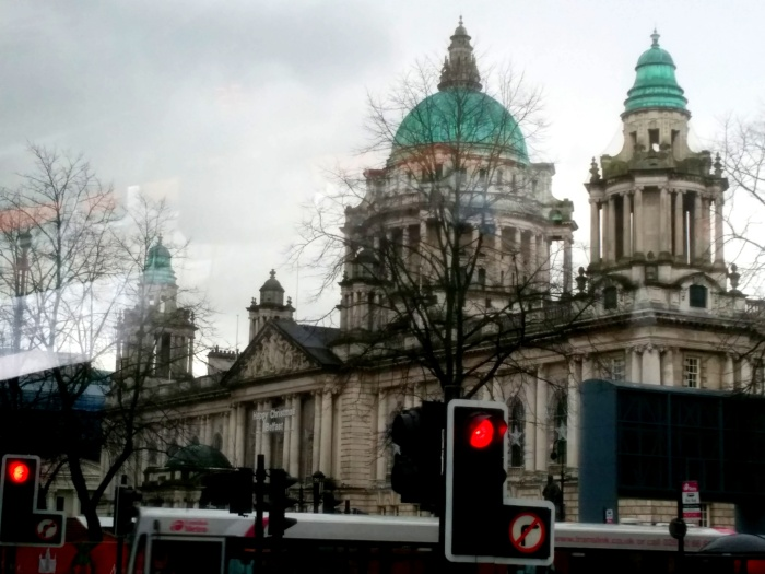 City Hall in Belfast.