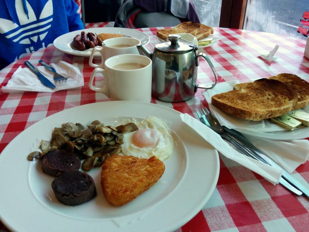 irish breakfast o'rourke's