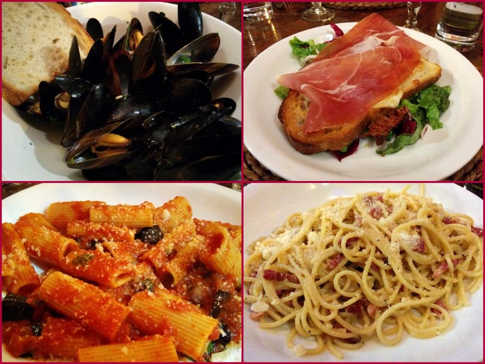 Ciao Bella Roma was delicious!