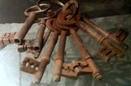 kilmainham gaol keys