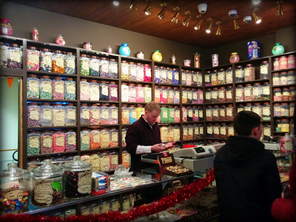 sweet shop dublin ireland