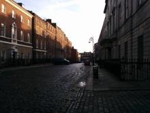 henrietta street dublin ireland