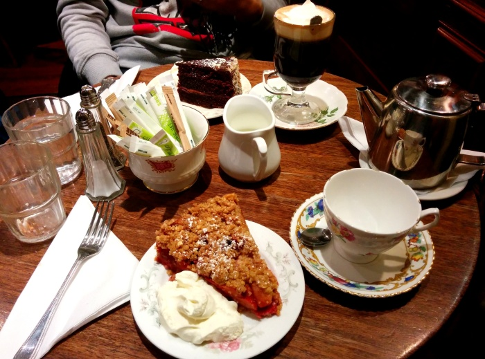 tea time queen of tarts dublin ireland