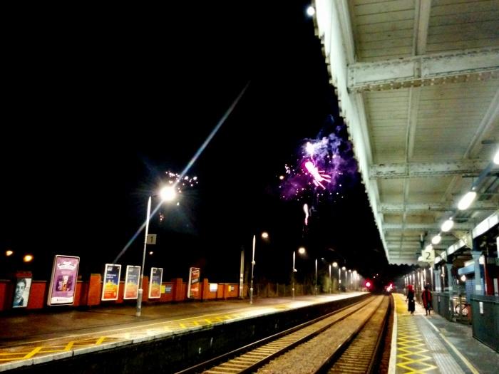 fireworks chadwell heath