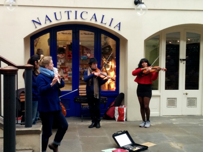 musicians at covent garden