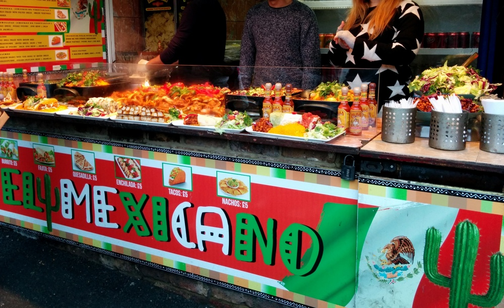london camden town el mexicano