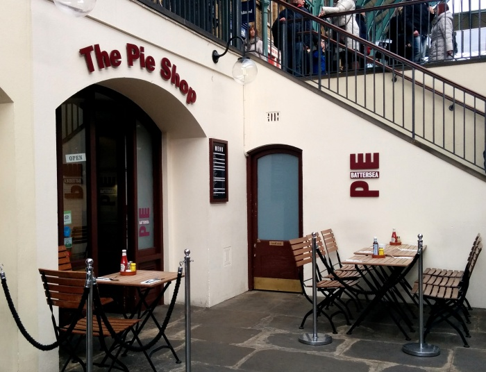 the pie shop battersea covent garden