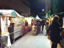 southbank food market