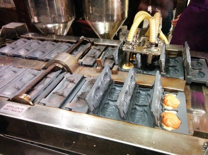 chinese food taiyaki london england