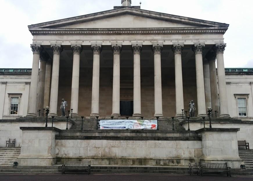 university college london england