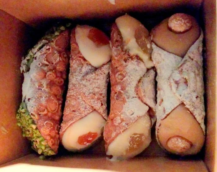south bank food market london england casa cannoli