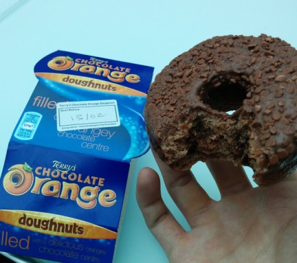 british museum england london terrys chocolate orange doughnut donut