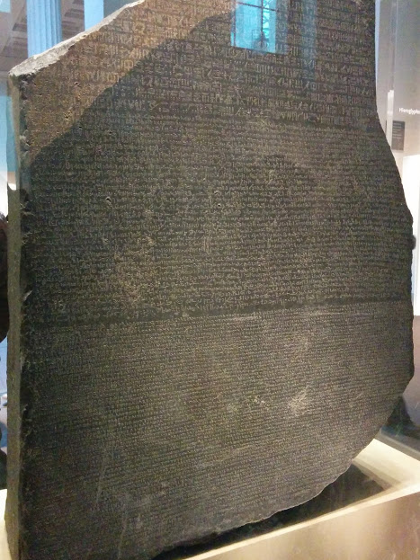 british museum england london rosetta stone
