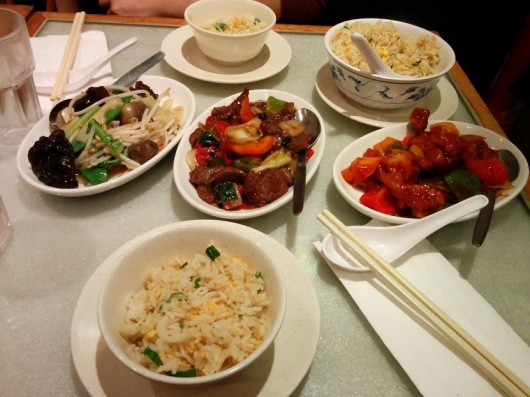 chinese food london england