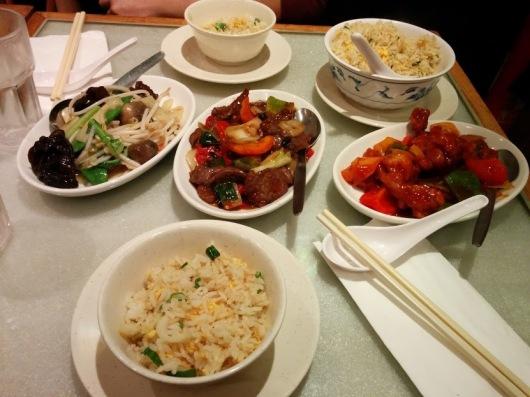 chinese food london england